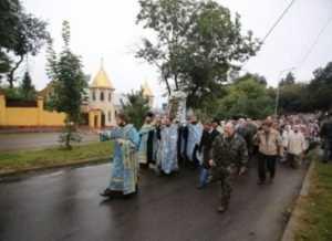 На время Крестного хода в центре Брянска перекроют движение