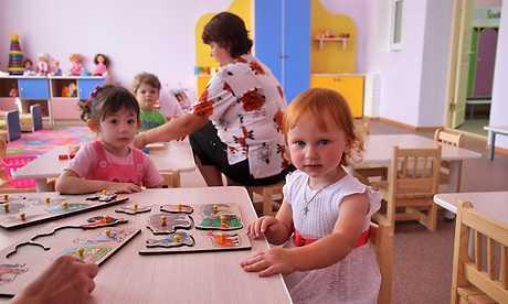 Брянские дети получили новый детский сад