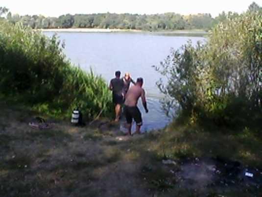 В брянском озере Мутное обнаружили тело мужчины