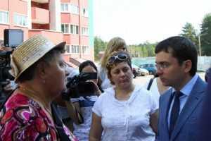 Заместитель министра оценил брянскую власть и стройки