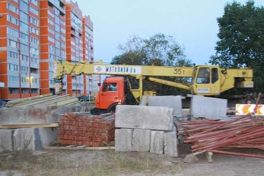 В Брянске приступили к реконструкции Первомайского моста