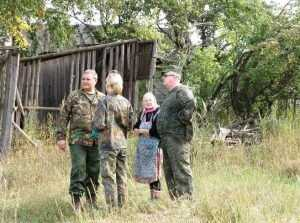Брянцы обнаружили около 100 погибших бойцов в новгородской земле