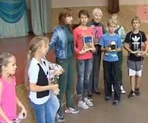 Брянск принял детей из луганской Брянки