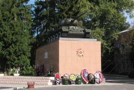 Брянская прокуратура проверит ночные пляски у мемориала в Почепе