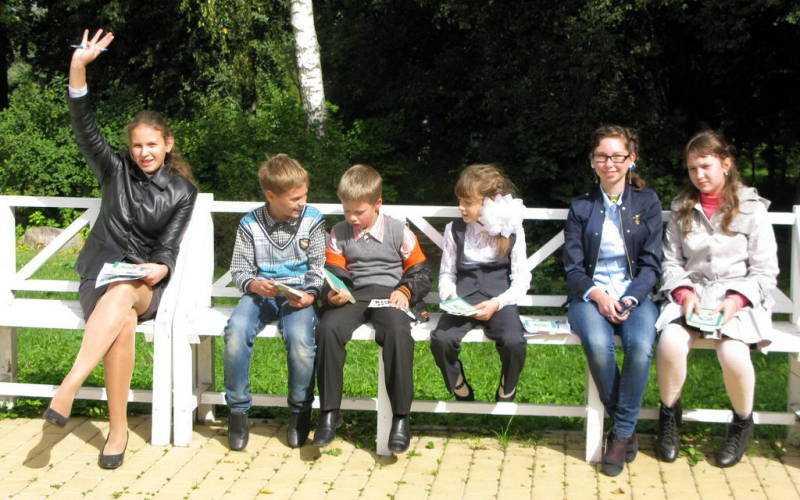 В брянском музее наградили самых читающих школьников