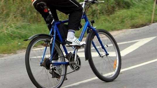 В Брянске таксист покалечил велосипедиста