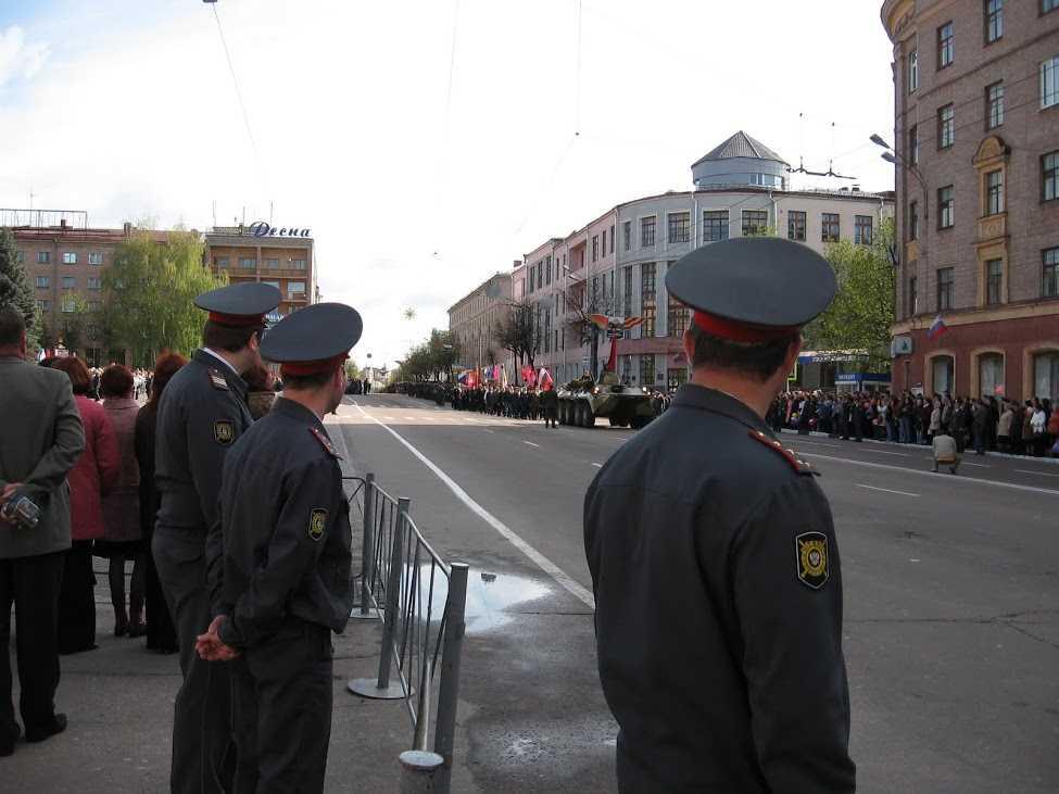 В Брянске 17 сентября ограничат движение