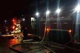 В торговом центре Брянска сгорел офис