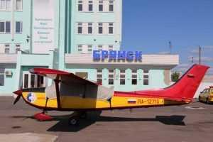 Брянский аэропорт за три года получил 100 миллионов убытков