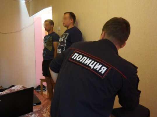 Брянская полиция задержала «наркодизайнеров»