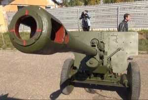 Брянский арсенал поделился пушками с Владимиром
