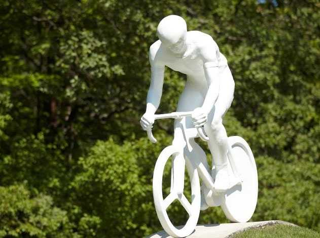 В Брянской области водитель сбил велосипедиста