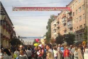 УМВД: День города в Брянске прошёл без серьёзных происшествий