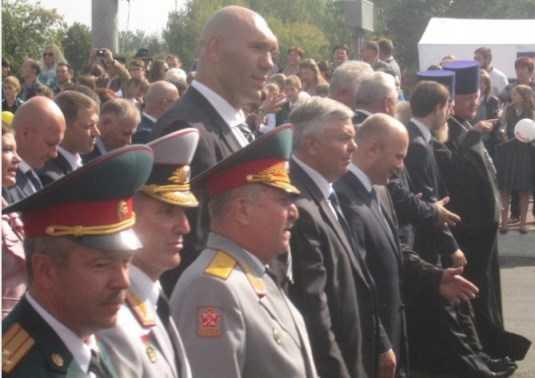 Николай Валуев остался доволен праздником в Брянске