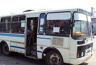 Брянцев возили на неисправных автобусах