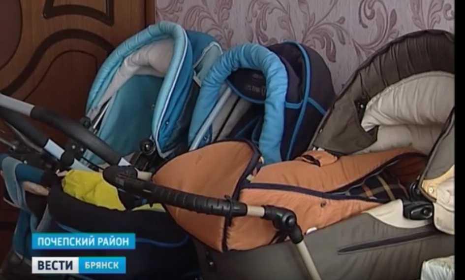 Первая тройня нынешнего года родилась в Брянской области
