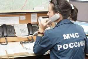 Брянским спасателям о пожаре в магазине сообщил «шутник»