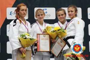Брянские дзюдоисты выиграли серебро и бронзу чемпионата России