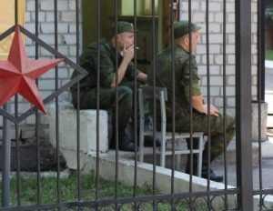 В Брянской области создан профсоюз военнослужащих
