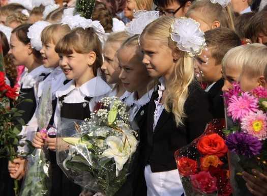 В Брянске на две тысячи выросло число школьников