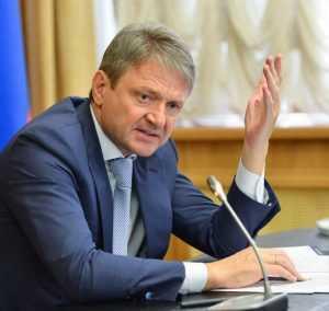 Министр Ткачев призвал Дальний Восток пойти брянским путем