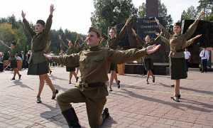 Брянцы отпраздновали в Клинцах День города