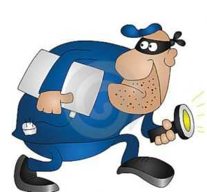 Брянского домушника полиция нашла за несколько минут