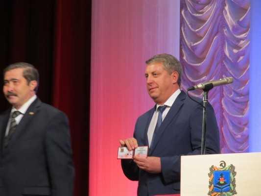 Александр Богомаз стал губернатором Брянской области