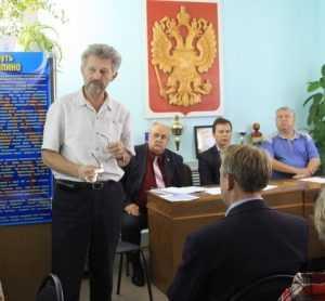Жителей пригорода Брянска ознакомили с идеями генплана