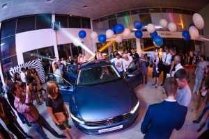 «Фольксваген Центр Брянск» провел презентацию нового Passat