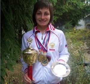 Сотрудница брянского «Торнадо» Юлия Котова стала чемпионкой мира