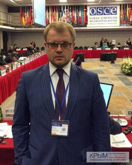 120 страниц лжи – так вице-премьер назвал европейский доклад о Крыме