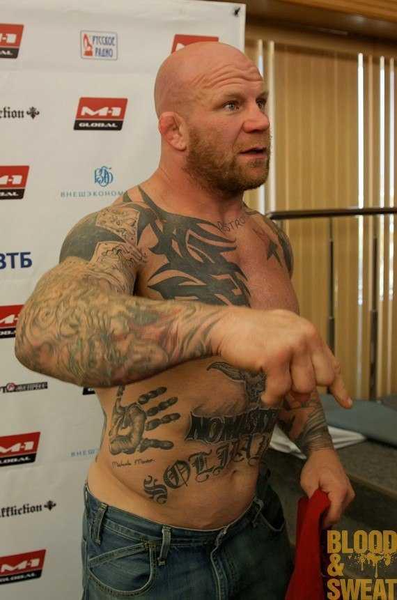 Знаменитый американский боец Джефф Монсон приедет в Смоленск