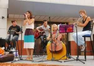 На арт-фестивале «Я люблю Брянск» выберут лучшие песни города