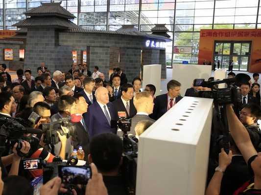 Брянская компания «МЕТАКЛЭЙ» приняла участие в выставке стран ШОС