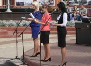 На брянских улицах прозвучат стихи Есенина