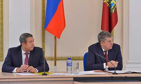 Брянский губернатор высказался за конкуренцию в ЖКХ
