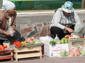 Брянская полиция очистила рынок в Новозыбкове от запрещенных товаров