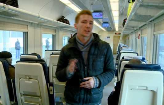 Дневной экспресс Москва – Брянск вызвал восторг у пассажиров