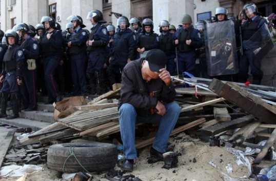 Одессит рассказал, как бежал в Брянск от бандеровцев