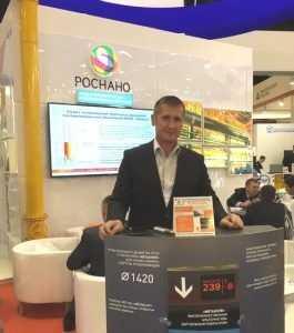 Брянская компания «МЕТАКЛЭЙ» показала в Петербурге инновационное покрытие