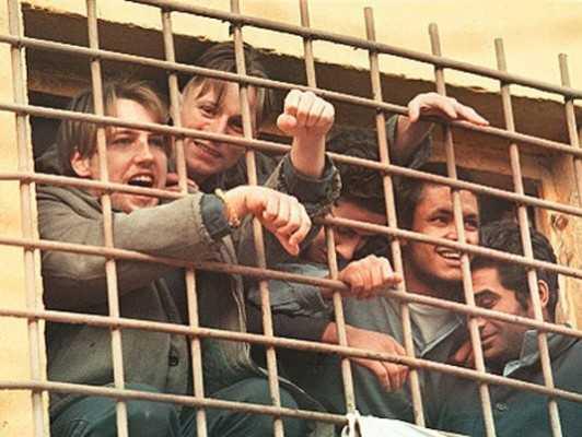За бунт в брянской колонии наказаны 22 зека и 25 уфсиновцев