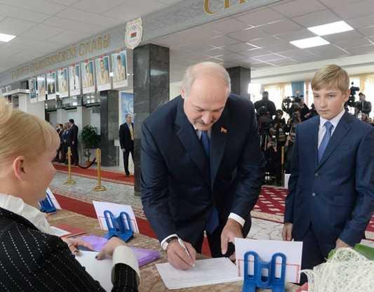 Брянские наблюдатели не заметили нарушений на выборах в Белоруссии