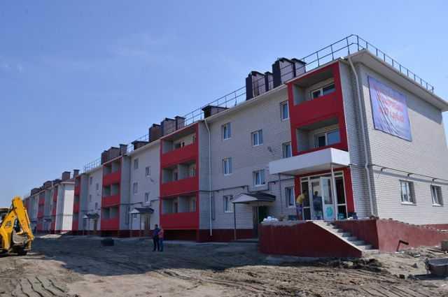113 измученных брянских семей к 1 декабря получат жилье в Белых Берегах