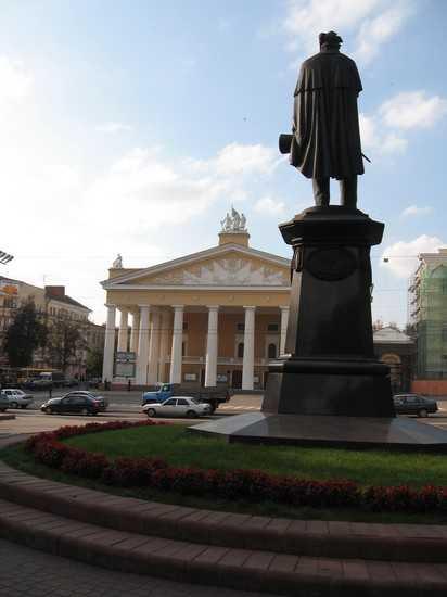 В сомнительном конкурсе Брянск попал на 37 место