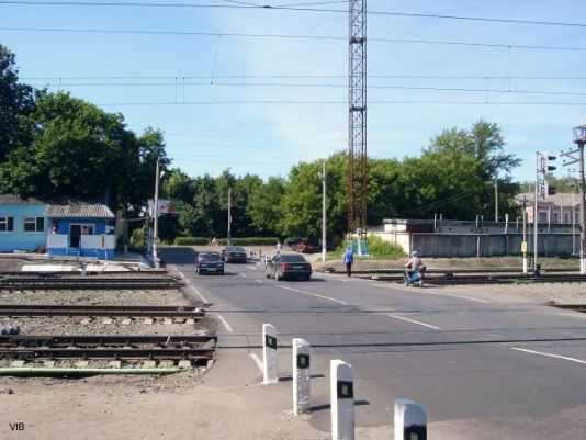 В  Брянске на 4 дня ограничат движение на железнодорожном переезде