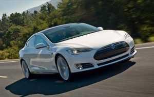 В Брянске появился электромобиль Tesla за 100 тысяч долларов