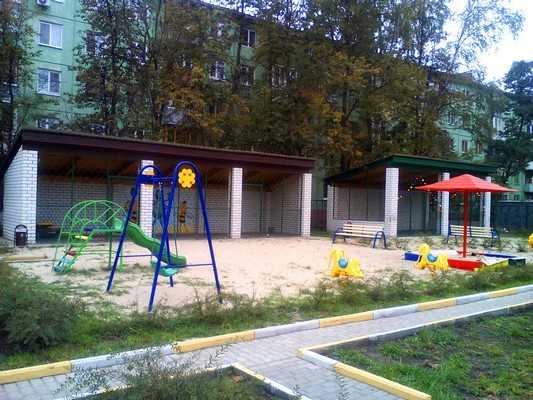 Благодаря хлопотам депутата брянский сад «Одуванчик» преобразился