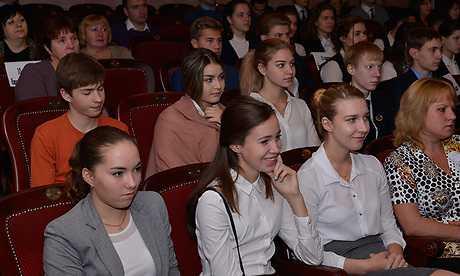 Брянский лицей имени Пушкина отпраздновал 25-летие