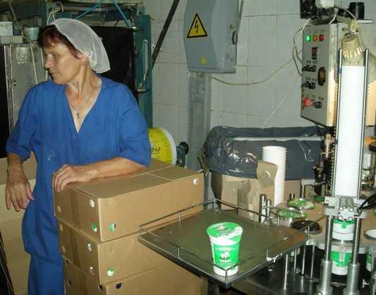 Брянский «Карачевмолпром» наказан за сметану «Щедрая буренушка»